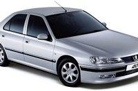 Peugeot 406Амортизатор капота, бензонасос электрический, блок управления стеклоподьемниками кнопки...