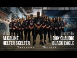 ALKALINE - HELTER SKELTER CHOREO DHK CLAUDIO BLACK EAGLE ft DANCEHALL ARMY