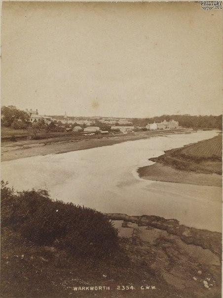 Графство Нортамберленд на фотографиях.