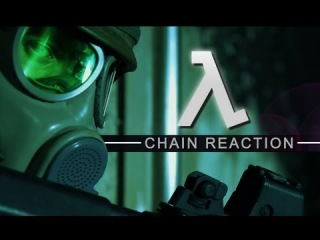 Half-Life: Chain Reaction - Part 1 (Live Action) Фанаткий ролик к игре Operation Black Mesa !.