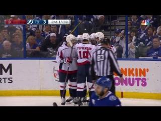 Washington Capitals vs Tampa Bay Lightning ECF, Gm5 May 19, 2018