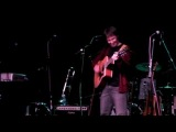 Josh Lanza opening for Jason Webley at Vera Project