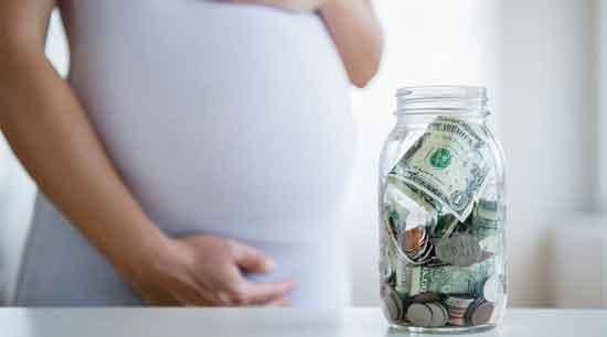 Статья А можно расходы на беременность в кредит?