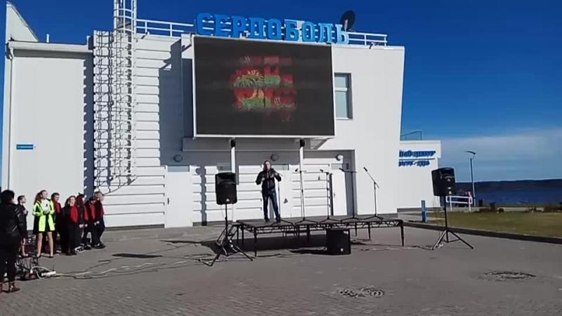 Театрализованный концерт Ангелы в бушлатах