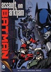 ������: ��������� �� ������ / Batman: Assault on Arkham (2014)