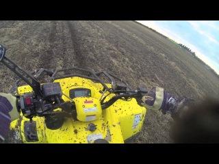 ATV Stels Dinli 800 D квадроциклы GO PRO HERO 3