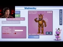 Five Nights at Freddy's: Pizzeria Simulator - Часть 2