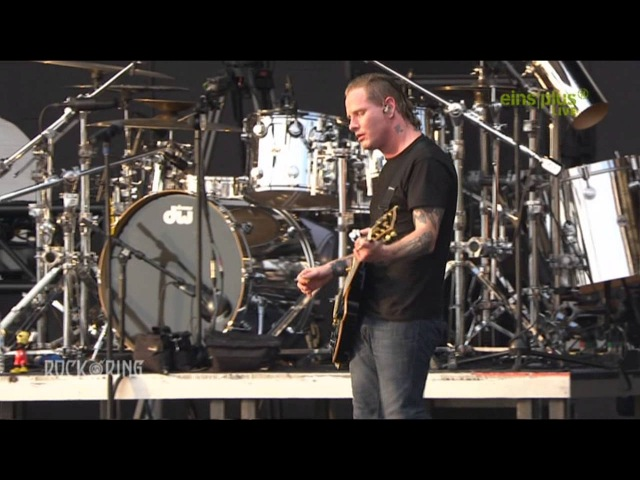 Stone Sour Rock Am Ring 2013 Live