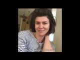 Видеоприветствие Малгожаты Шумовской (Лицо)