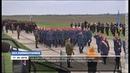 На аэродроме «Кача» прошла сводная репетиция парада Победы