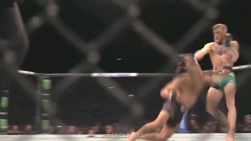 UFC 229 McGregor vs Nurmagomedov