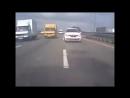 Авария на МКАД.