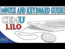 Cemu 1 11 5 Mouse and Keyboard Setup Zelda BOTW