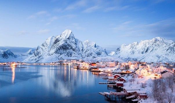 Поселение Рейн, Норвегия