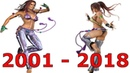 Christie Monteiro Evolution From Tekken 4 To Tekken 7