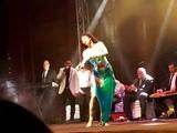 Sahar Samara show at closing Gala Raks of Course 2018