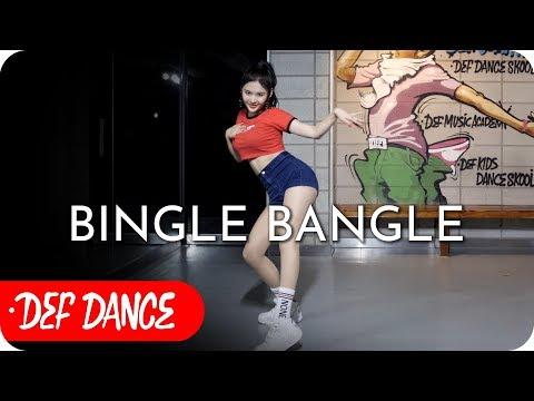 AOA (에이오에이) - Bingle Bangle(빙글뱅글) 댄스학원 No.1 KPOP DANCE COVER(Mirrored) 데프 중학생 고등학생 최신