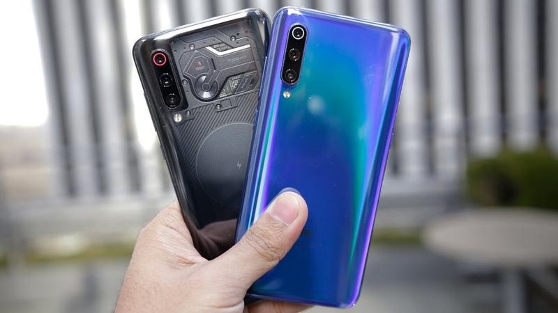 НУЖНО БРАТЬ Xiaomi Mi 9 и Xiaomi Mi 9 SE все что мы знаем про них