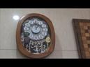 Танцующие часы в гостинице Торговля Хуньчунь, Китай