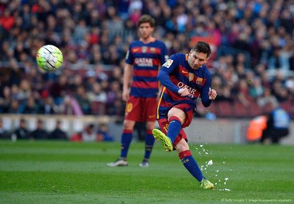 «Барселона» в этом сезоне не забила 10 пенальти из 20