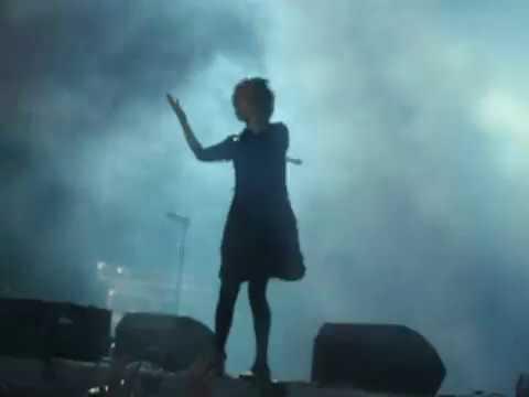 Земфира 6 Jim Beam 01 07 2018 Минск фестиваль 21 vek