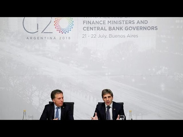 G20: угрозы торговой напряженности