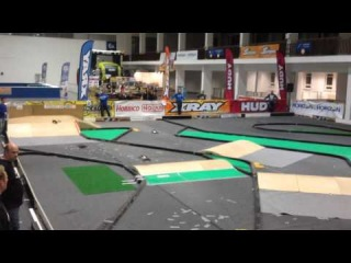 Euro Off-road Series 2014-2015 round 1 (Poznan) - 2WD E-main round 3