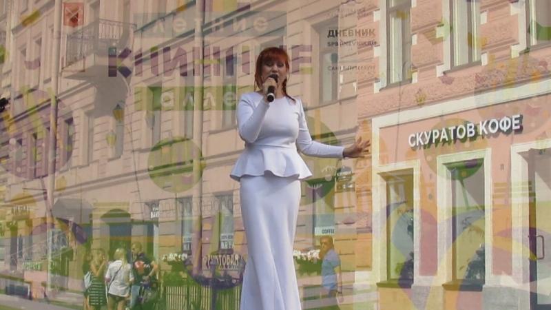 Поёт Оксана Дроздова вид. 665