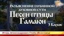 Разъяснение духовной сути Песен птицы Гамаюн Алексей Орлов и Всеславъ Глоба Клубок 3