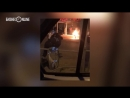 Казанец поджег угнанный байк при задержании полицией