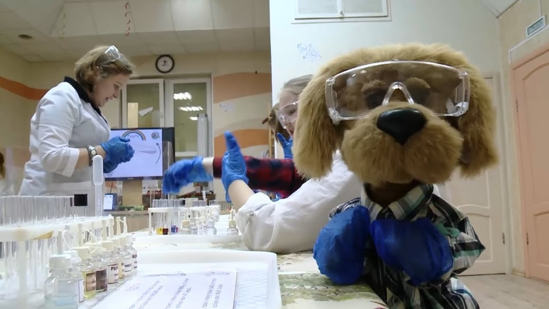 С добрым утром, малыши! - Почемучка - Наука Химия - Интересные опыты для детей