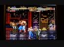 11DeadFace и Ёжик играют в Streets of Rage 2 SEGA