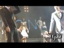WGHK exculsive 140830 Wonder Girls HA TFELT Yeeun Sunmi focus Opening @ JY