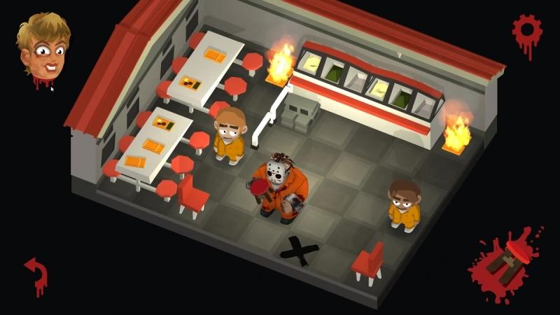 ЗЭК Джейсон:Friday the 13th: Killer Puzzle