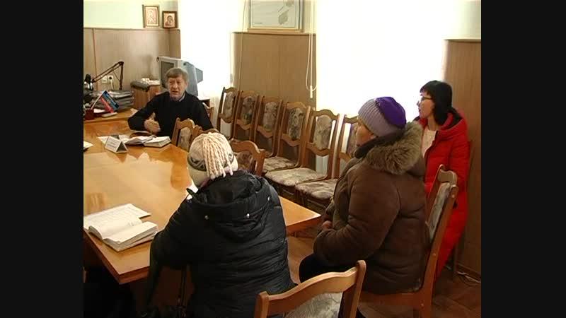 Заместитель главы администрации Старобешевского района Сергей Федоренко провел выездной прием граждан в г Комсомольское