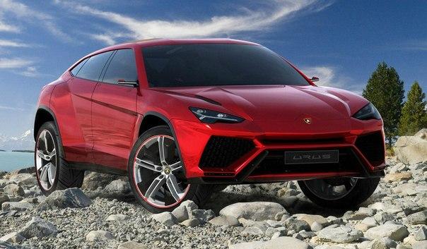 Lamborghini Urus  Объем: 5204 см³ Мощность: 600 л.с. Максимальная скорость: 300 км/ч Разгон до 100 км/ч: 4.8 сек Масса: 2150 кг