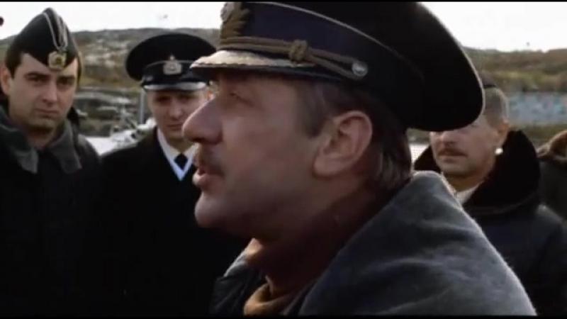Великий и могучий русский язык - фрагмент из фильма 72 метра ( послание моим сов