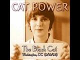 Cat Power - American Flag live -7 (The Black Cat, Washington, DC 9181996)