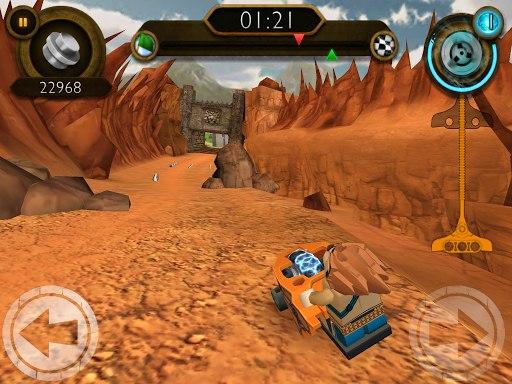 Скачать LEGO® Speedorz для android