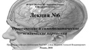 Лекция Органические психические расстройства со слайдами 2018 Проф каф психиатрии Меринов А В