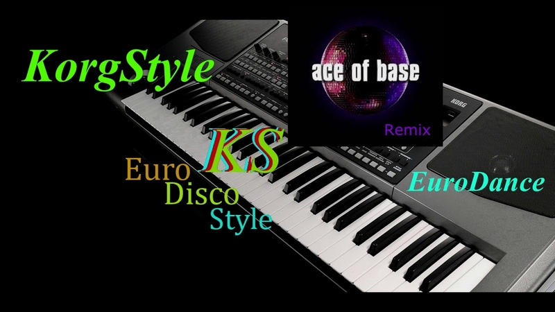 KorgStyle Ace Of Base - Improvisation (Korg Pa 900) DemoVersion