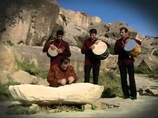 Natig Ritim Grubu - Azerbaycan/Gobustan