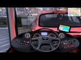 Lets Play City Bus Simulator München #01 - Yeah, Amokfahrt!