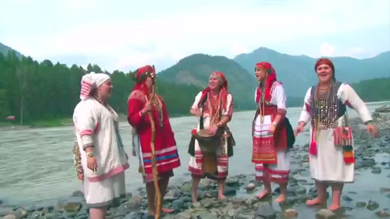 Mordovia folk song Мордовская народная песня
