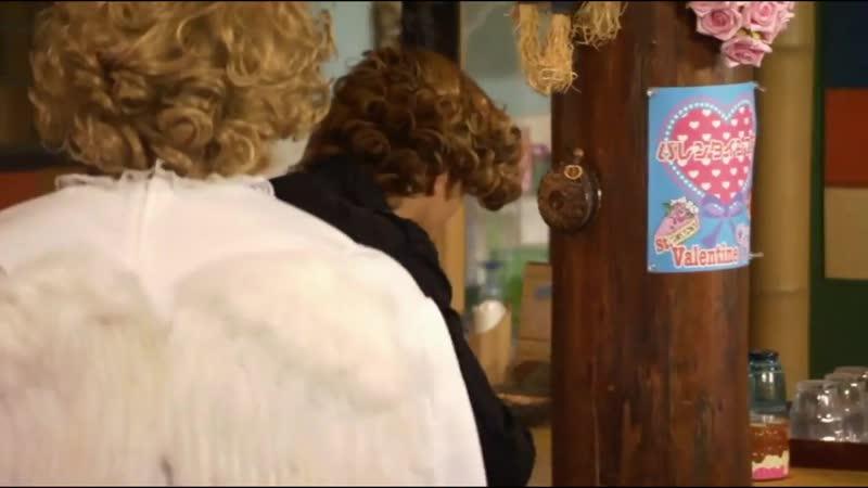 アンコと天使とチョコアイス 仮面ライダーオーズ OOO