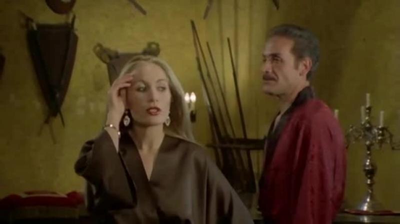 Одержимая дьяволом Malabimba 1979 Италия