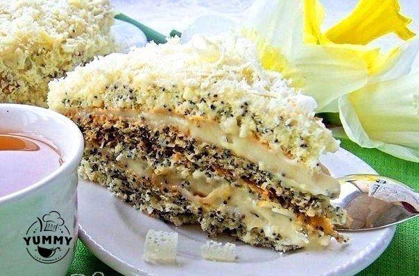 Торт царица эстер рецепт с фото пошагово
