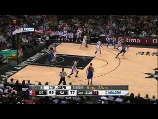 Top 10 Plays of the Night | April 5, 2015 | NBA Season 2014/15