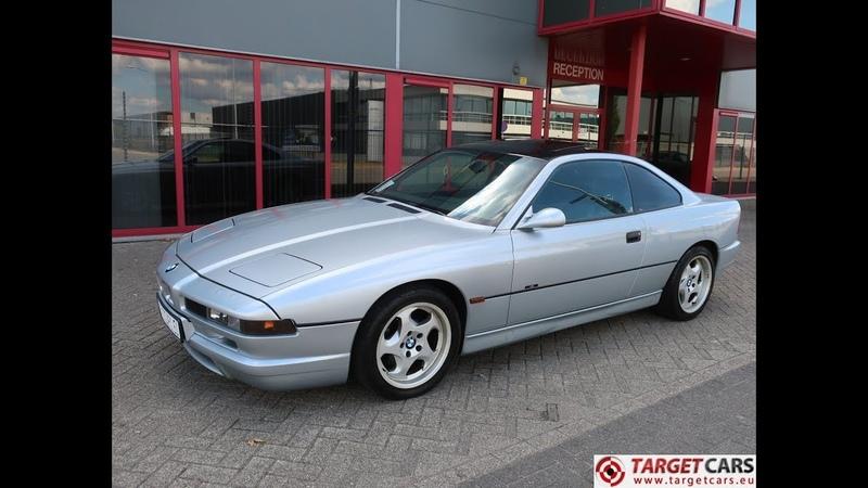 741034 BMW 840CI E31 COUPE AUT M INDIVIDUAL SELECTION JAPAN 4 4L 06 1997 SILVER 286HP 89675KM LHD