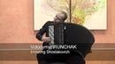 Runchak: Imitating Shostakovich - Adam Maksymienko AKORDEON ACCORDION * Рунчак: Шостаковичу баян